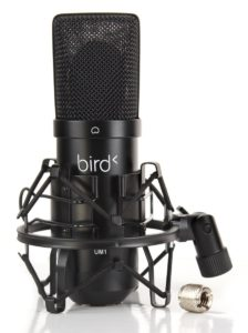 Microfono con salida USB Bird UM1