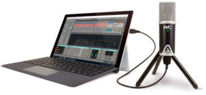 Apogee mic 96k para windows y mac