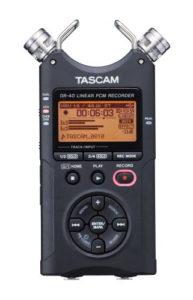 Grabador TASCAM DR-40