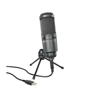 Audio technica AT2020 USB+ Cardioid Alambrico