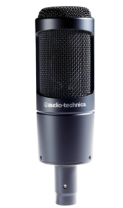 Microfono Audio technica