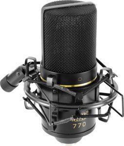 MXL 770 Microfono para guitarra