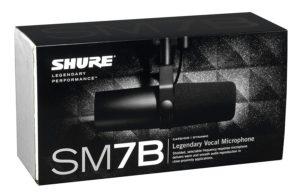 Micro Shure SM7B