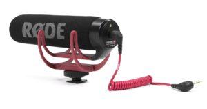 Microfono Rode VMGO VideoMic GO