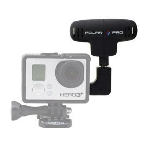 Polarpro GoPro Hero 3 microfono