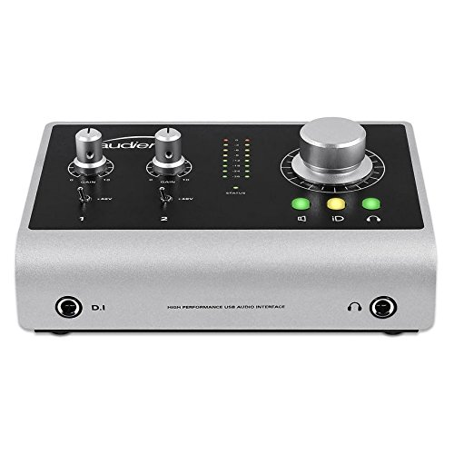 Tarjeta de sonido externa USB Audient id14