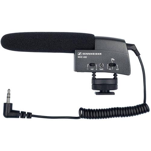 Microfono go pro Sennheiser-MKE-400